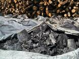 Фасованный древесный уголь в бумажных крафт-пакетах - фото 2