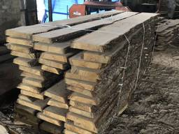Fresh Unedged Oak Boards (Different Sizes)