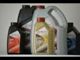 Моторные масла и смазочные материалы