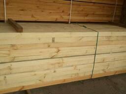Pine Sawn lumber Fresh cut