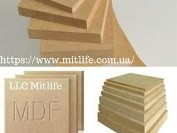 Плита МДФ шлифованный оптом MDF Mitlife LLC