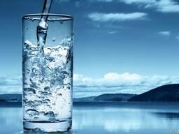 Вода артезианская