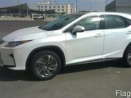 2018 model Lexus RX350 platinum N1