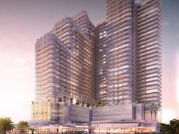 Apartments in elite complex of new Dubai from 117 000 $