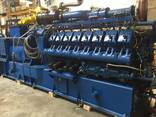 Б/У газовый двигатель MWM TBG 620, 1995 г. ,1 052 Квт. - фото 1