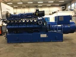 Б/У газовый двигатель MWM TCG 2020 V20, 2000 Квт, 2012 г. в. - фото 7