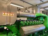 Б/У Газовый двигатель Jenbacher JGS 420 , 1412 Квт, 2005 г. - фото 2