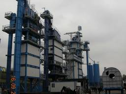 Б/У стационарный асфальтобетонный завод Benninghoven TBA-200 - фото 2