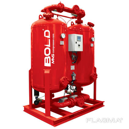 BDA Series Unheated Chemical Air Dryers