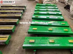 Blow Bars for Sandvik QI240 / QI341 / QI340 / QI441/ QI440 Impact Crushers