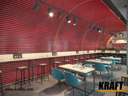 Designed suspended ceilings KRAFT from the manufacturer - фото 2