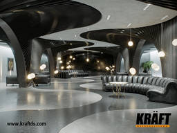 Designed suspended ceilings KRAFT from the manufacturer - фото 5