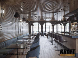 Designed suspended ceilings KRAFT from the manufacturer - фото 6