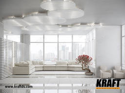 Designed suspended ceilings KRAFT from the manufacturer - фото 8