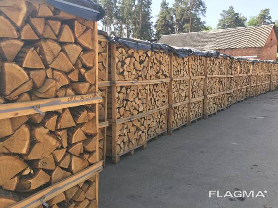 Firewood kiln dried