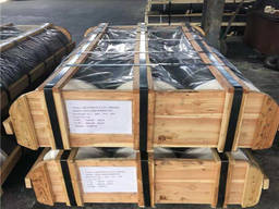 Graphite Electrodes UHP with manufacturer price