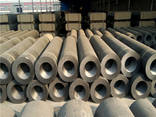 Graphite Electrodes UHP with manufacturer price - photo 2