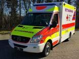 Карета скорой помощи - фото 1