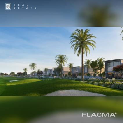 Luxury villas in the heart of Dubai from 3 669 177 $