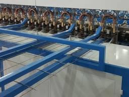Машина для сварки строительной, арматурной сетки W-215 - фото 4