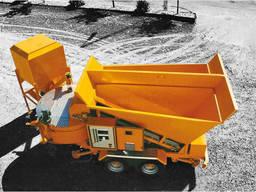 Мобильный бетонный завод Sumab B-15-1200 (20 м3/ч) Швеция - фото 3