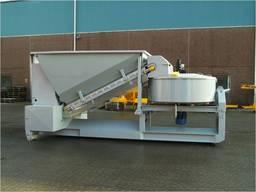 Мобильный бетонный завод Sumab С-15-1200 (20 м3/ч) Швеция - фото 8