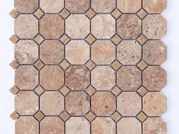 Мозайка из травертина - фото 5