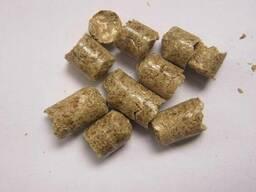 Пеллеты (гранулы) с соломы и агропеллеты. - фото 5