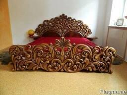Резная мебель - фото 2