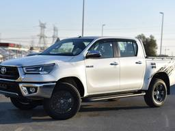 Toyota Hilux 2,7L GLX-S, 4Х4, Механика, Full option 2021 модель