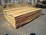 Unedged oak lumber - photo 3