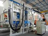 Стационарная блок-машина (вибропресс) Sumab R-500 автомат - фото 4
