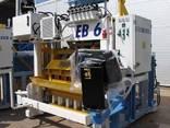 Блок-машина Мобильный для производства бордюров, блоков Е6 - фото 1