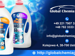 Washing gel Pure fresh 6l