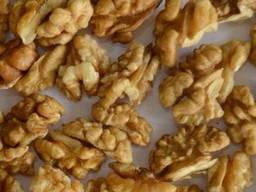 We sell walnuts, pumpkin seeds